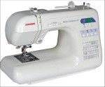 бытовая швейная машина janome